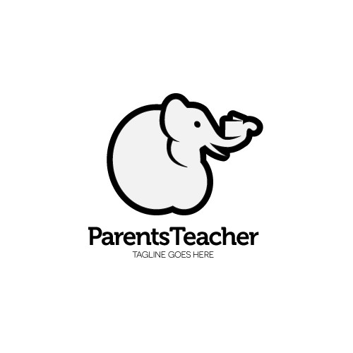 Elephant logo for Educational Portal