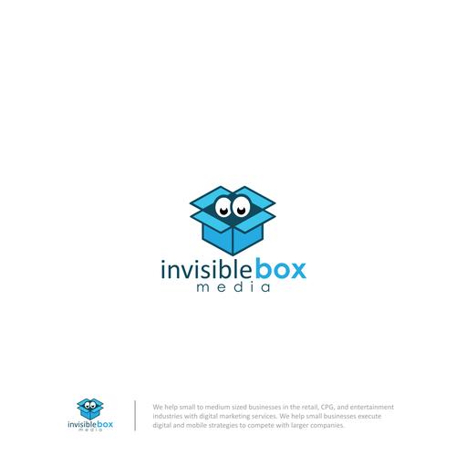 INVISIBLE BOX LOGO