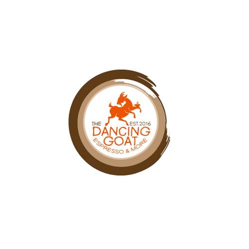 Logo for Dancing Goat