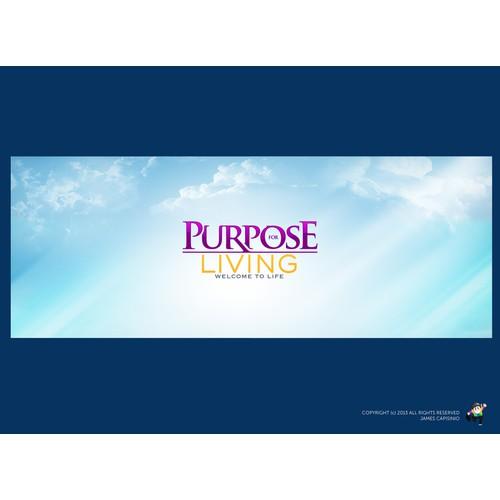 logo for Purpose For Living