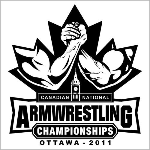 New Design Needed for the Canadian National Armwrestling Championships