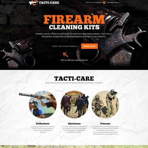 Firearm Cleaning Kits!