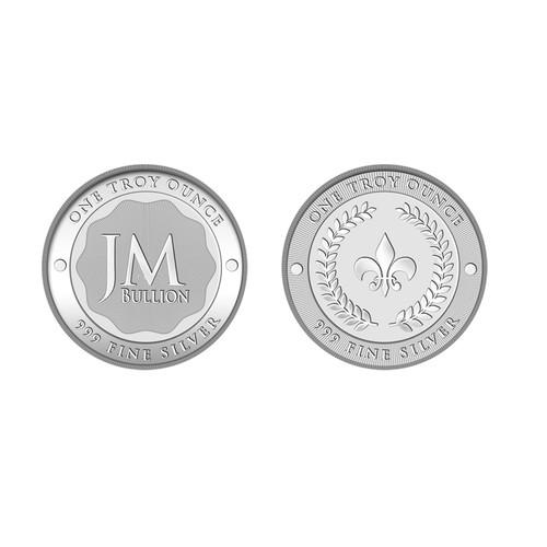 JM Bullion Coin design