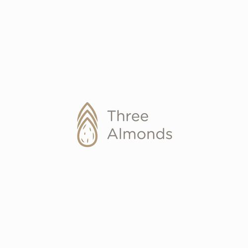 Three Almonds
