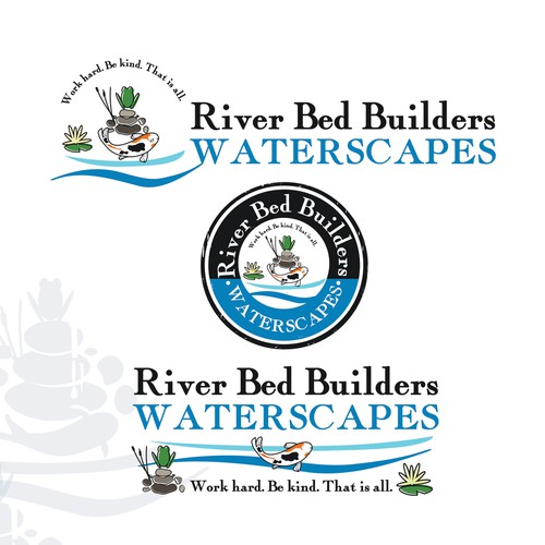 River Bed Builders WATERSCAPES