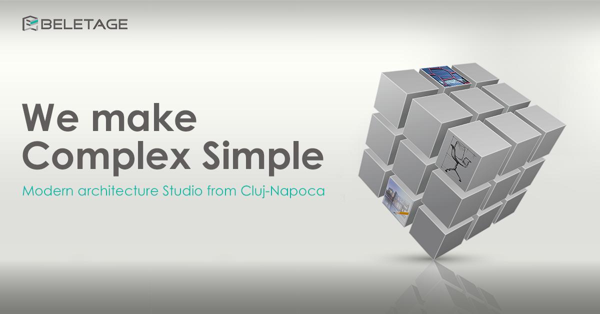 Unique Facebook Ad - Architecture Studio
