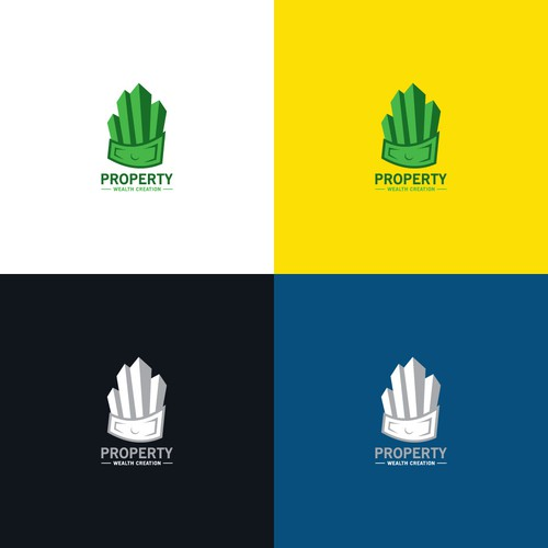 Creat a company profile investment property education