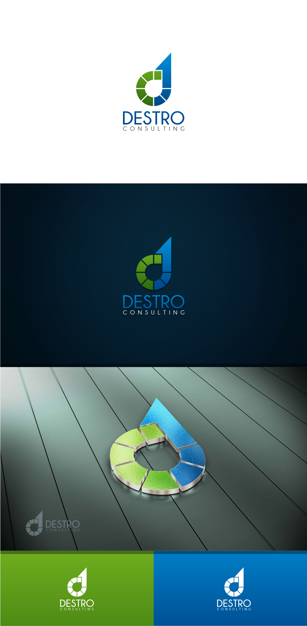Create a Logo for a startup IT company and marketing material in the near future