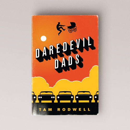 Book Cover for Daredevil Dads
