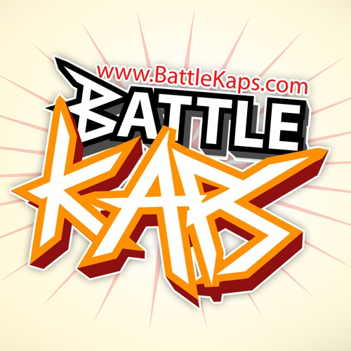 Battle kaps needs a new logo