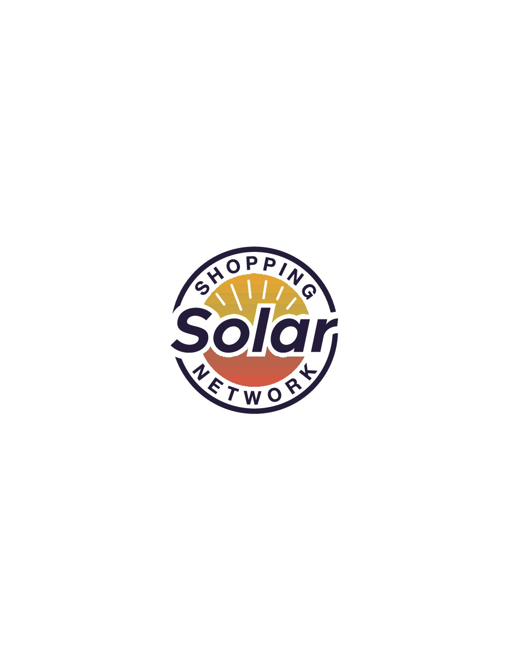 Online shopping network for solar panels for people's homes. Looking for a unique, world-class logo