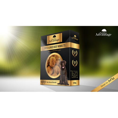 Nature's Advantage Package Design