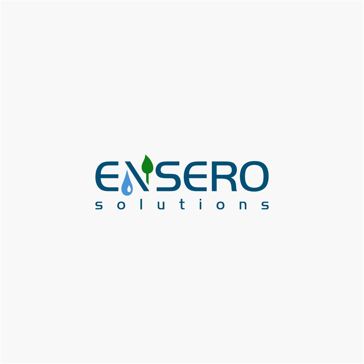 Logo for water treatment environmental group