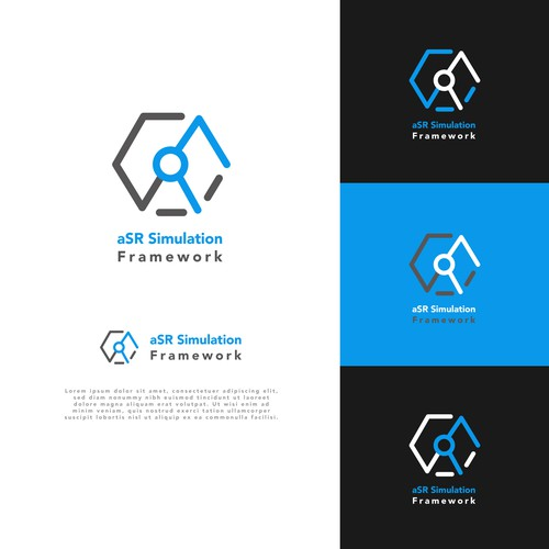 aSR Simulation Framework Logo
