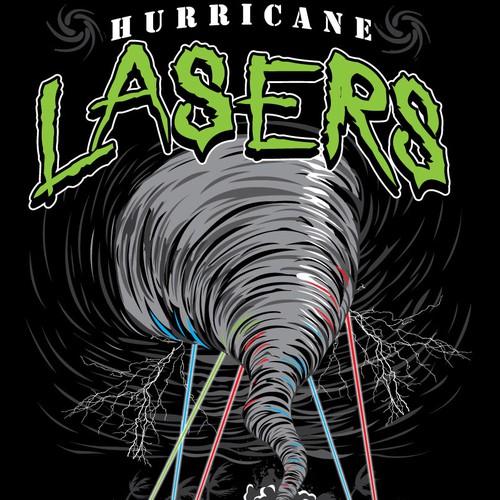 T-shirt Design for a fake sport team