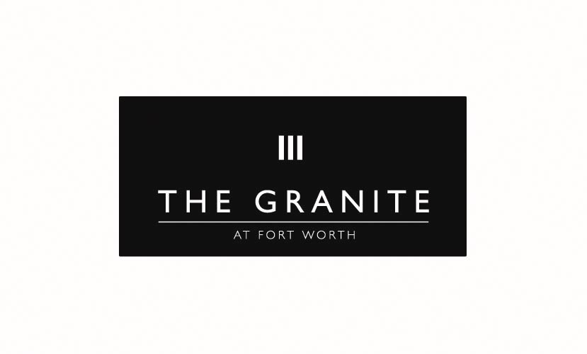 Create the next logo for The Granite at xxx (city name)