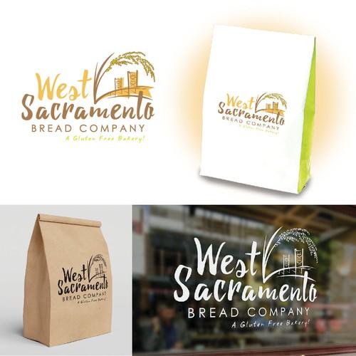 West Sacramento Bread Company logo
