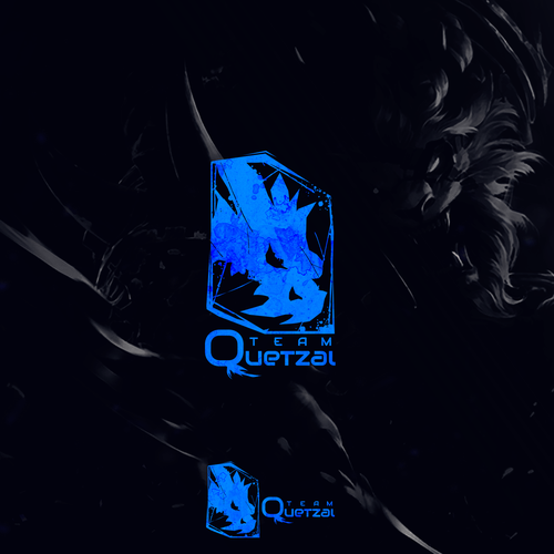 Logo for Mexican eSports Team Champion - Quetzal.