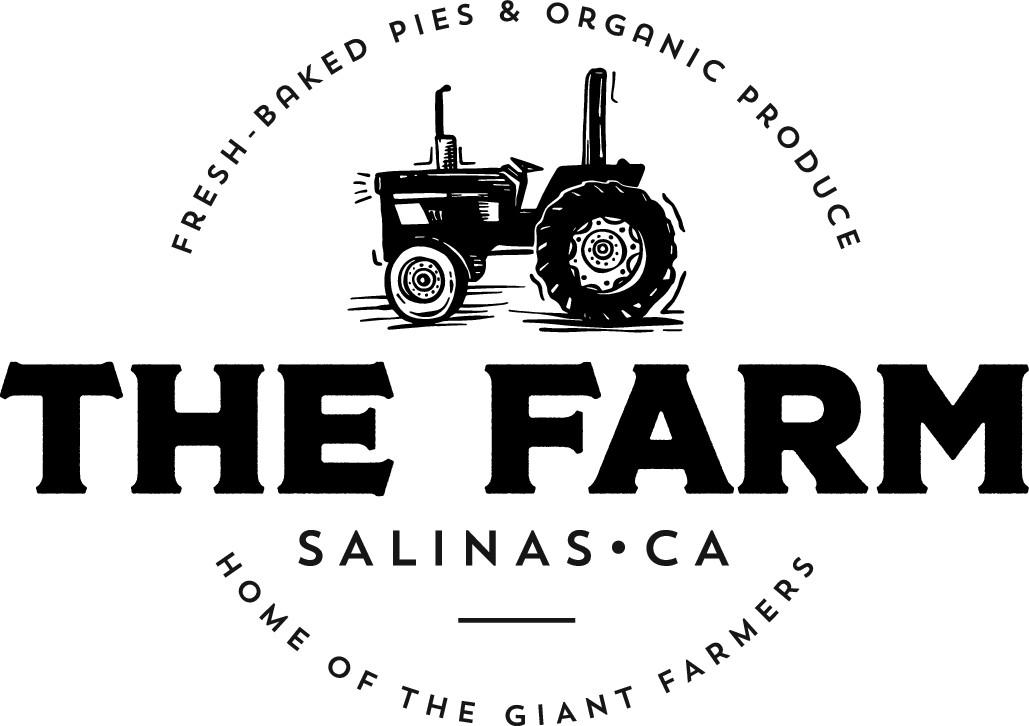 Design a cool logo for an organic farm stand in California