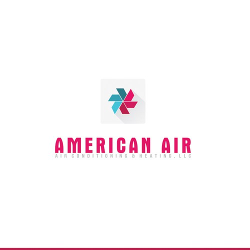 Logo for American Air Conditioning & Heating