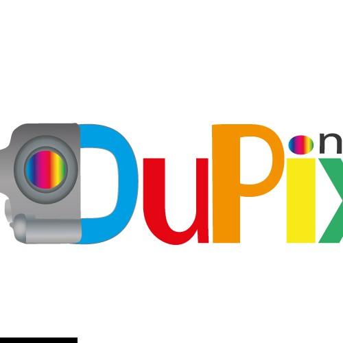 logo for DuPix.net