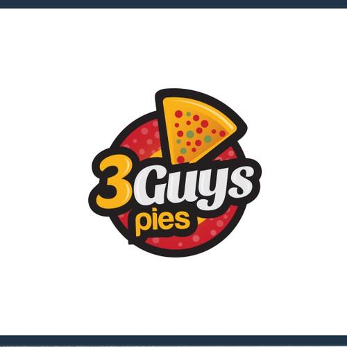 Logo concept for Pizza Shop