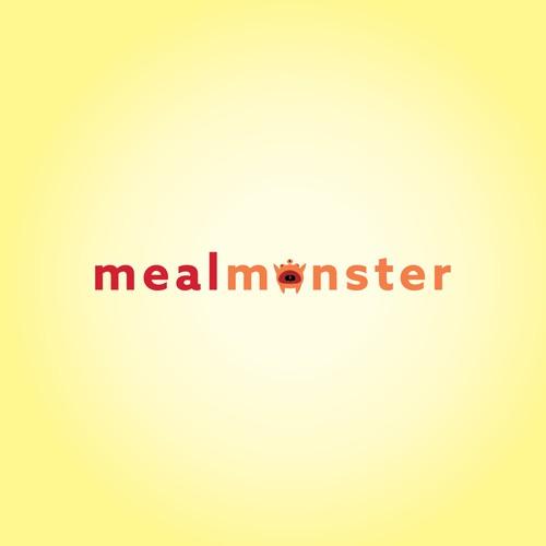 Modern Logo for food delivery app