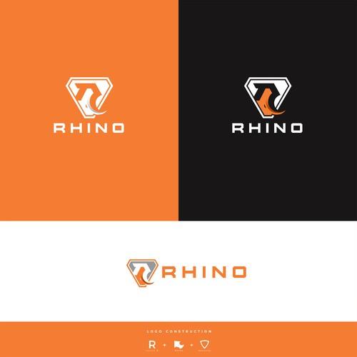 Rhino Logo (For Sale)