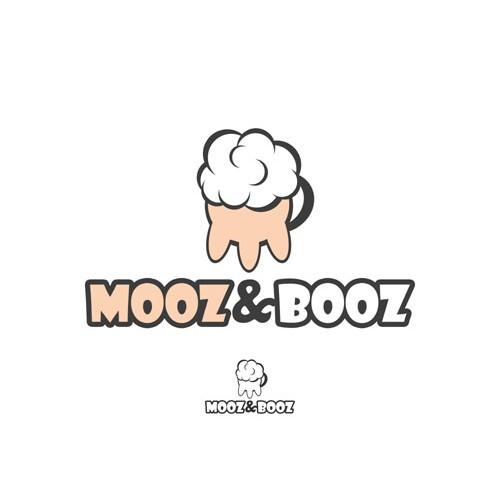 logo for Mooz & Booz