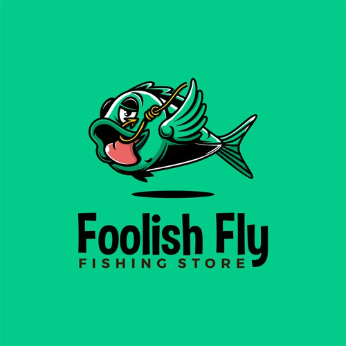 Foolish Fish for Foolish Fly