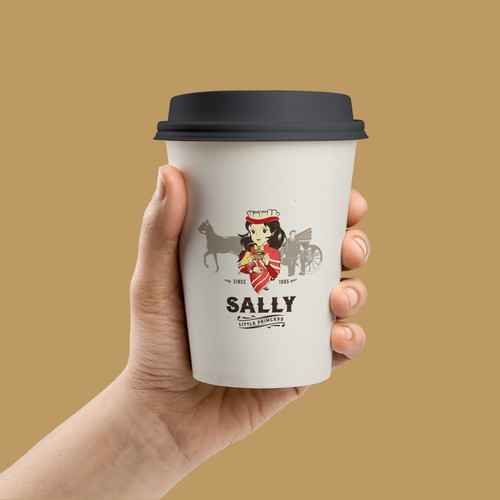 SALLY Coffee logo