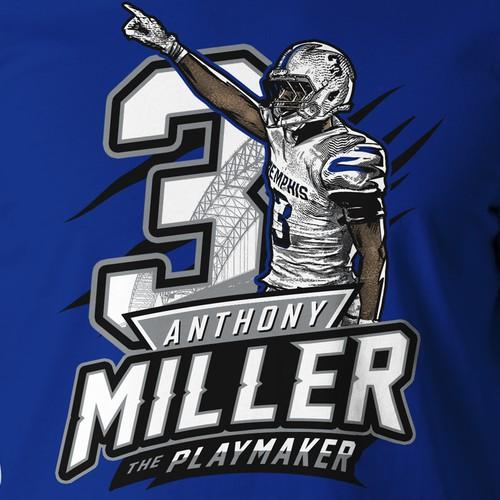 Sport T-shirt for Memphis Player