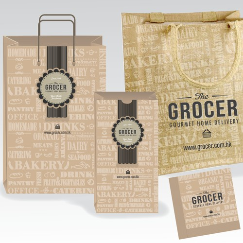 Packing design ideas needed for online Grocer