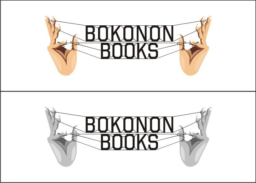 Help Bokonon Books with a new logo