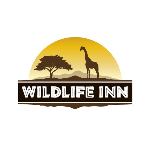 Create the next logo for Wildlife Inn