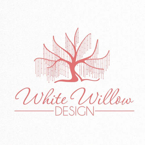 Create an inspiring and fun identity for White Willow Kids - making kids spaces sparkle!