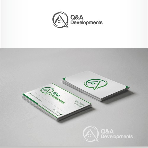 Create a sophisticated, but young and modern logo for an intown development company
