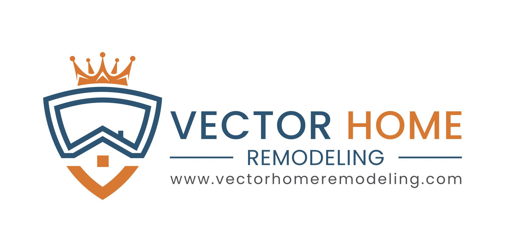 Strong Commanding Logo Needed for Remodeling Company