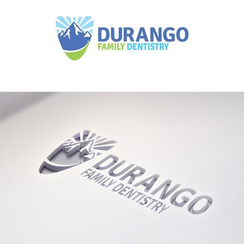 Create a logo/design for dental practice in Durango, CO.