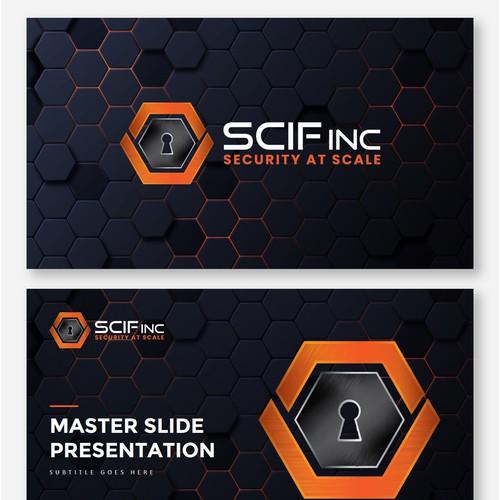 Information Technology PowerPoint design