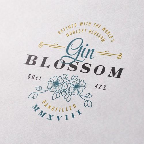 Logo Concept for Gin