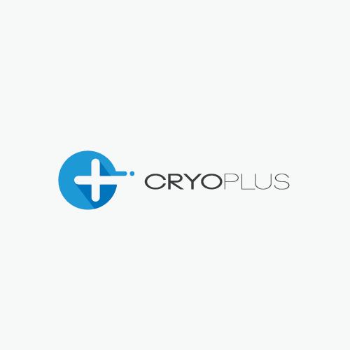 Logo design concept for Cryoplus