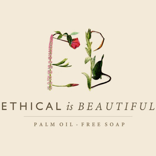 Create a beautiful logo for ethical soap, and help save orangutans!