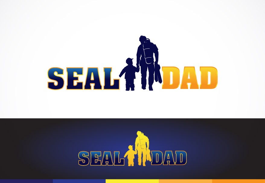logo for SEAL Dad