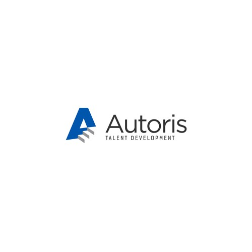 Logo concept for Autoris Talent Development.