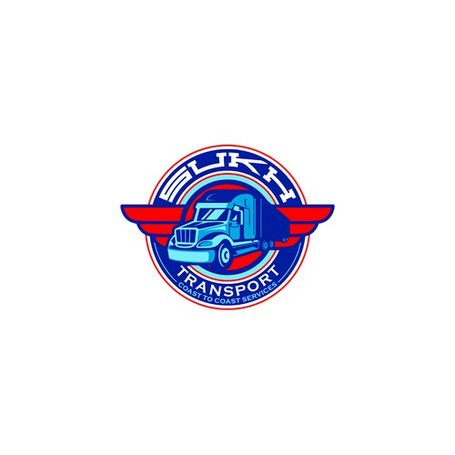 Logo for SUKH Transport