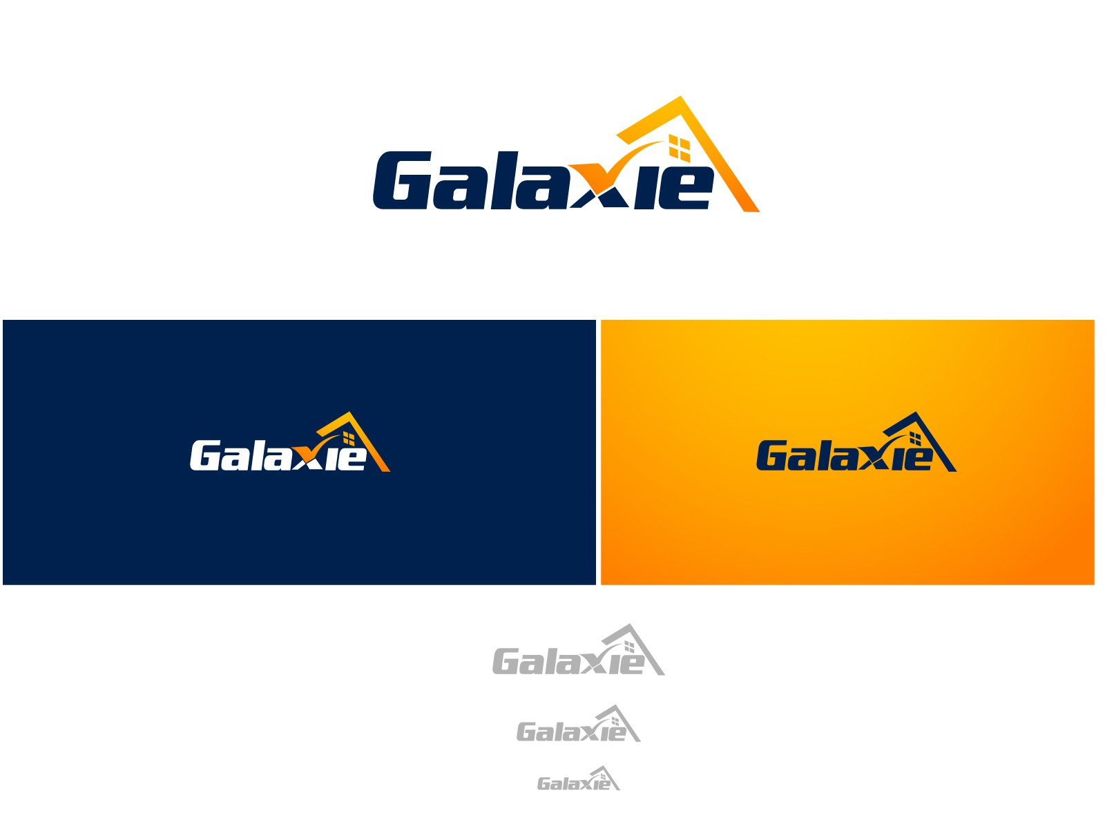 Galaxie needs a new logo