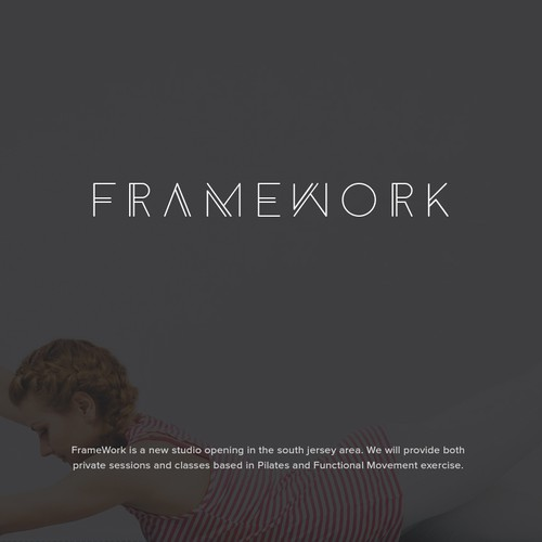 FrameWork - Pilates and Functional Movement Logo