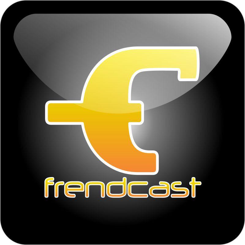 logo for frendcast