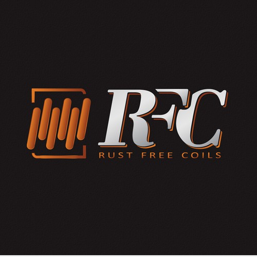 Logo for Rust Free Coils